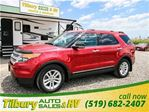 2012 Ford Explorer XLT **WEEKLY PAYMENTS AS LOW AS $98** in Tilbury, Ontario