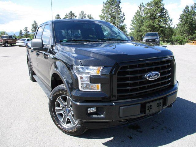 2015 FORD F-150 XLT 4x4 SuperCrew Cab 6.5 ft. box 157 in. WB in Cranbrook, British Columbia