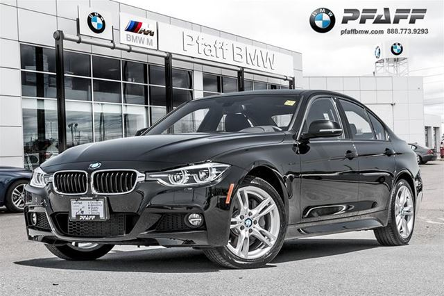2017 BMW 330 i xDrive in Mississauga, Ontario