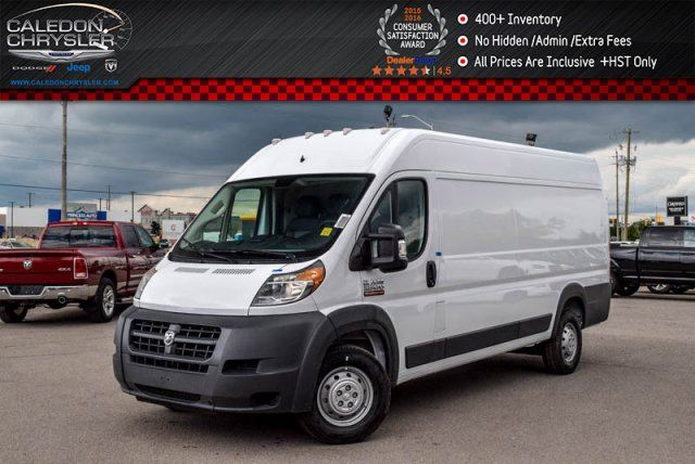 2017 RAM PROMASTER High Roof 159WB Double Pass Seat in Bolton, Ontario