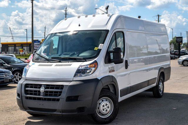 2017 RAM PROMASTER 3500 High Roof 159WB Backup Cam Bluetooth Pwr Windows Pwr Locks Keyless Entry in Bolton, Ontario