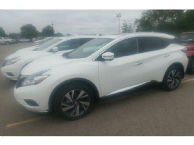 2017 Nissan Murano SL AWD ** New Car** in Mississauga, Ontario