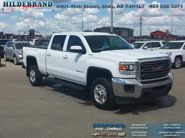 2015 GMC Sierra 2500  SLE in Olds, Alberta