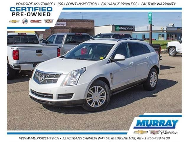 2011 Cadillac SRX 3.0 Luxury in Medicine Hat, Alberta