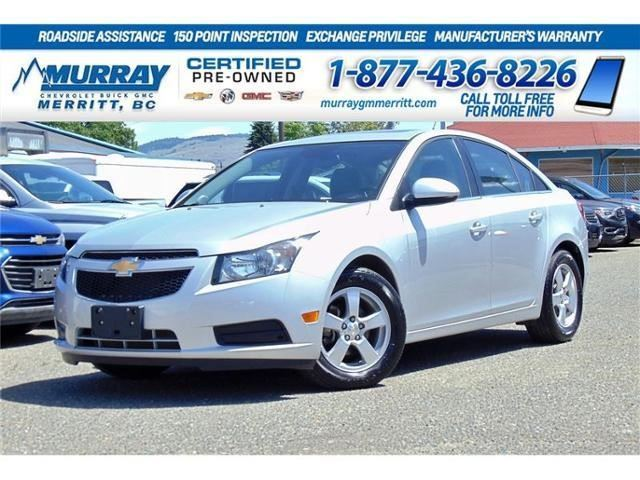 2014 Chevrolet Cruze 2LT in Merritt, British Columbia