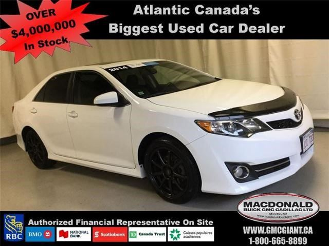 2014 Toyota Camry LE in Moncton, New Brunswick