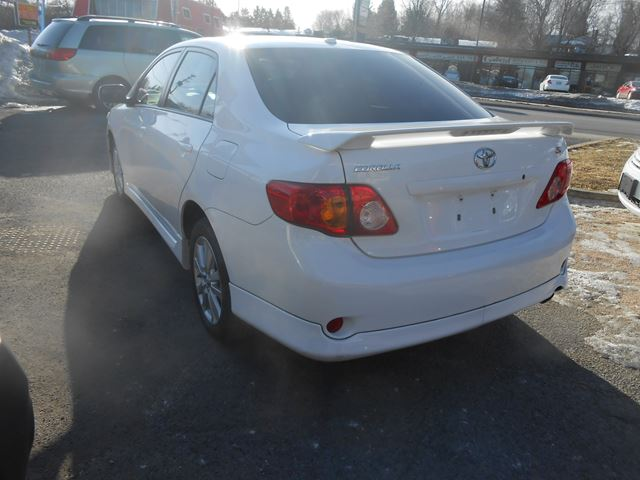 2010 Toyota Corolla S in Orleans, Ontario