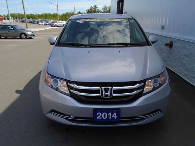 2014 honda odyssey ex l w res north bay ontario car for sale 2797837. Black Bedroom Furniture Sets. Home Design Ideas