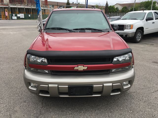 2003 Chevrolet TrailBlazer LTZ in Oshawa, Ontario