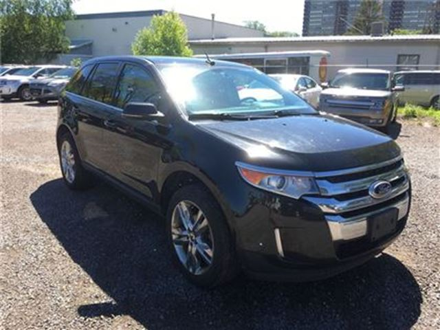 2013 Ford Edge Limited AWD in Burlington, Ontario
