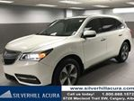 2016 Acura MDX Premium SH-AWD *Leather, Sunroof, Heated & Memory Seats* in Calgary, Alberta
