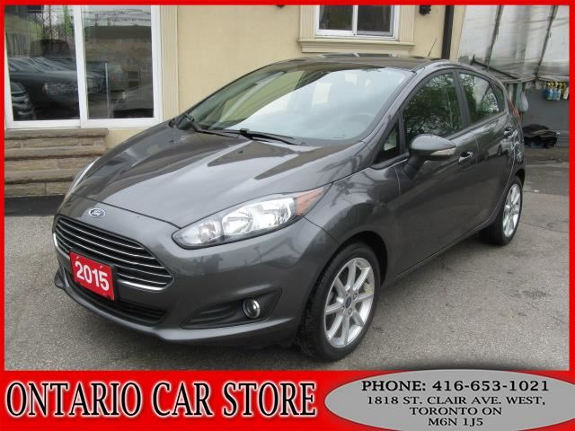 2015 Ford Fiesta SE NAVIGATION BLUETOOTH in Toronto, Ontario