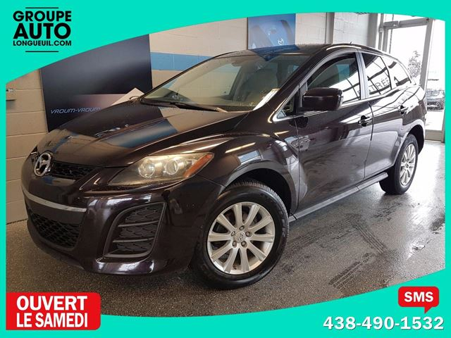 2010 Mazda CX-7 GX 2.5 FWD in Longueuil, Quebec