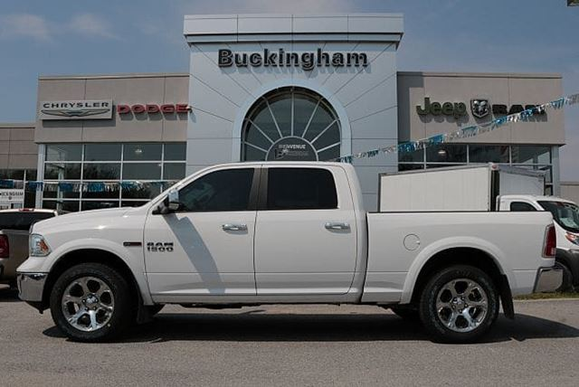 2014 DODGE RAM 1500 Laramie in Gatineau, Quebec