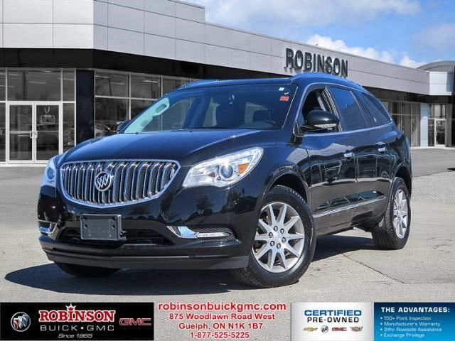 2016 BUICK ENCLAVE Leather in Guelph, Ontario