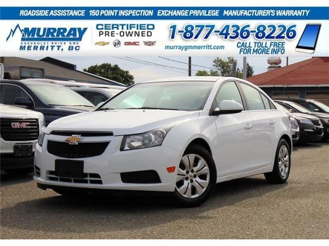 2014 Chevrolet Cruze 1LT in Merritt, British Columbia