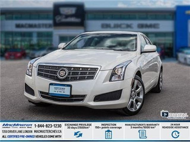 2014 CADILLAC ATS RWD in London, Ontario