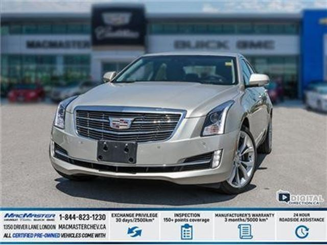 2014 CADILLAC SRX Luxury in London, Ontario