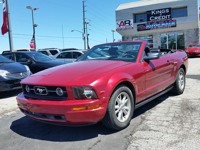 2007 Ford Mustang           in Pickering, Ontario