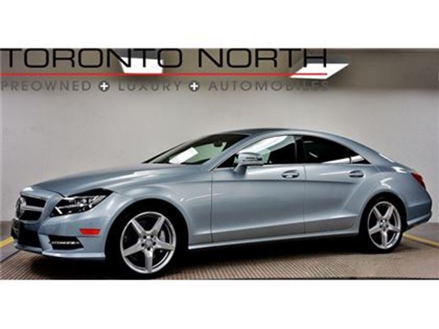 used 2014 mercedes benz cls class v 8 cy cls550 4m no accident toronto. Black Bedroom Furniture Sets. Home Design Ideas