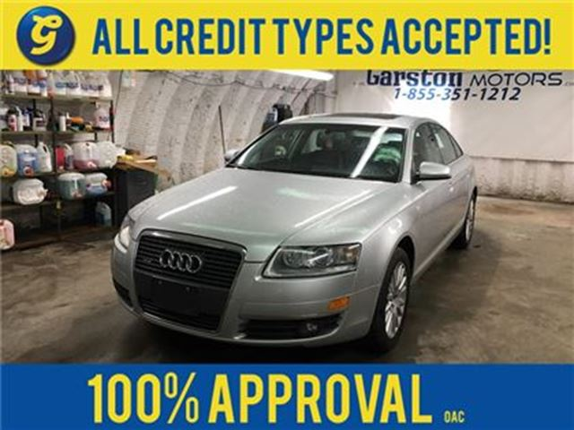 2007 AUDI A6 A6 QUATTRO****AS IS CONDITION AND APPEARANCE****LE in Cambridge, Ontario