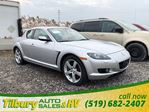 2004 Mazda RX-8 GS *LEATHER INTERIOR* in Tilbury, Ontario