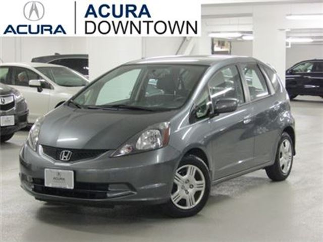 2013 Honda Fit LX/No Accident/Bluetooth/ in Toronto, Ontario