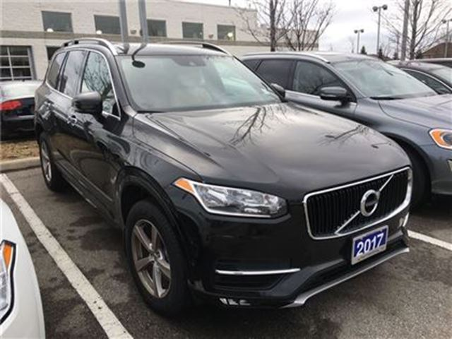 2017 volvo xc90 t5 momentum mississauga ontario car for sale 2800117. Black Bedroom Furniture Sets. Home Design Ideas