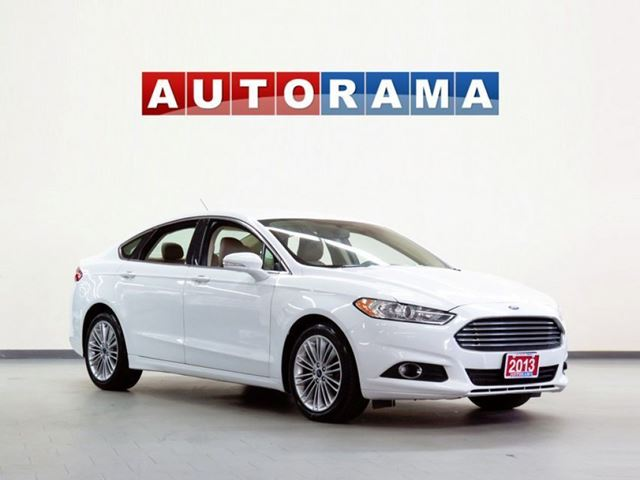 2013 Ford Fusion LEATHER ALLOYS AWD in North York, Ontario