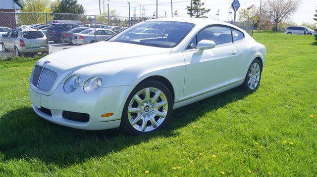 2006 BENTLEY CONTINENTAL - in Woodbridge, Ontario