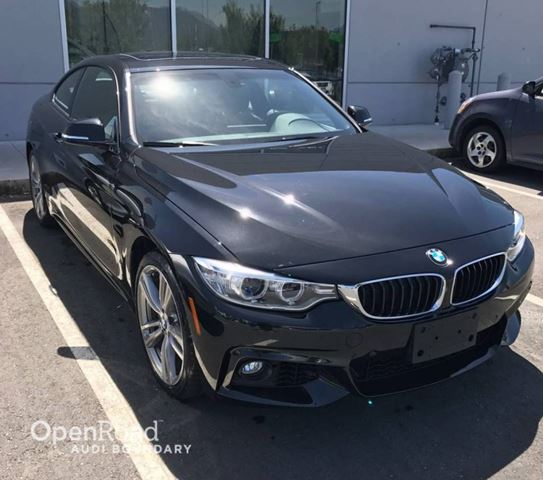 2017 BMW 4 SERIES 2dr Cpe 440i xDrive AWD in Vancouver, British Columbia