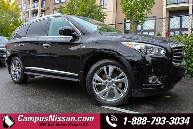 2014 INFINITI QX60 Premium, Deluxe, Technology Package in Victoria, British Columbia