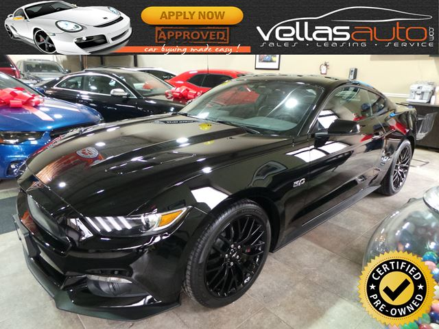 2015 Ford Mustang GT Premium GT| NAVIGATION| 6SPD| LEATHER in Vaughan, Ontario