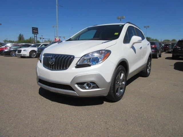 2014 Buick Encore Leather in Lloydminster, Alberta