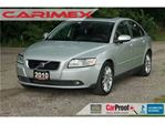 2010 Volvo S40 2.4i Sunroof   Leather   CERTIFIED in Kitchener, Ontario