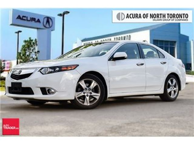 2013 ACURA TSX Premium at in Thornhill, Ontario