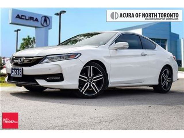 2016 HONDA Accord Coupe V6 Touring 6AT in Thornhill, Ontario