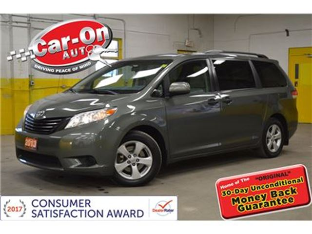 2013 Toyota Sienna REAR A/C, TINTED GLASS ALLOYS in Ottawa, Ontario