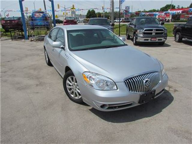2011 BUICK LUCERNE CXL   LEATHER   ALLOYS   CLEAN STYLE in London, Ontario