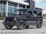 2014 Mercedes-Benz G-Class G63-AMG (Diamond Stitched Leather Seats, 22 Rims) in Mississauga, Ontario