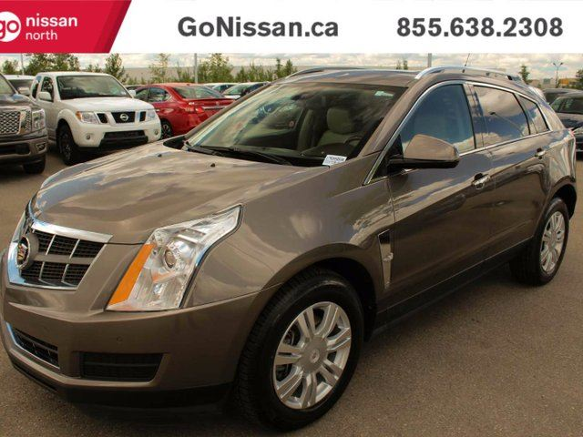 2011 CADILLAC SRX Luxury and Performance Collection 4dr All-wheel Drive in Edmonton, Alberta