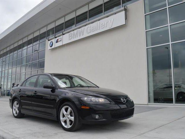2007 Mazda MAZDA6 GS at in Calgary, Alberta