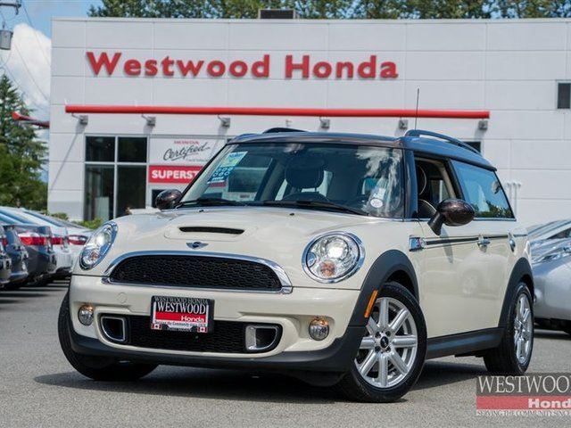 2013 MINI COOPER Cooper S in Port Moody, British Columbia