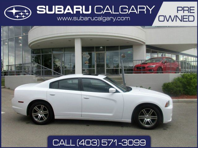 2012 DODGE Charger SXT in Calgary, Alberta