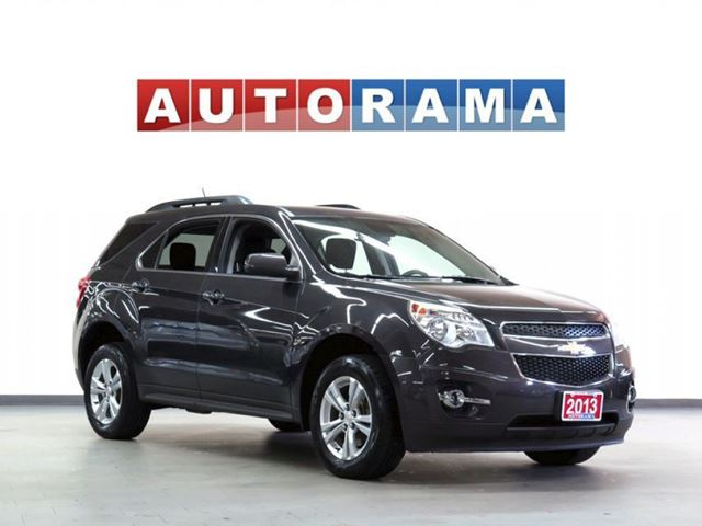 2013 Chevrolet Equinox 4WD in North York, Ontario