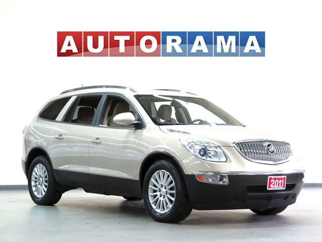 2011 Buick Enclave AWD 7 Passenger in North York, Ontario