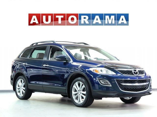 2011 Mazda CX-9 GT LEATHER SUNROOF 7 PASS 4WD in North York, Ontario