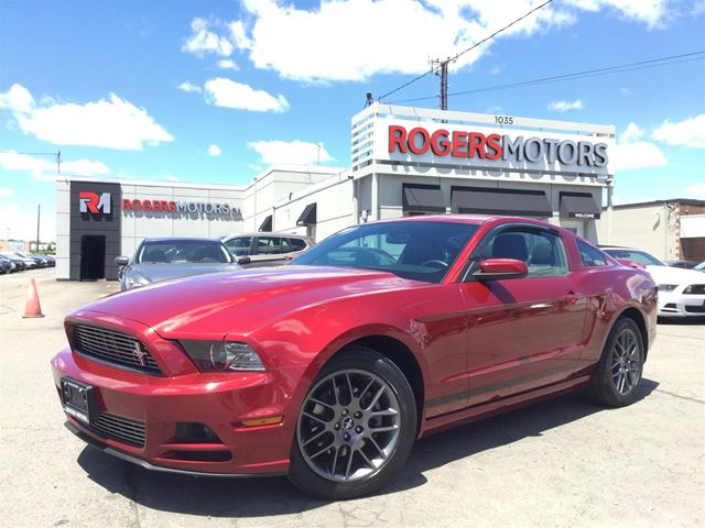 2014 Ford Mustang - NAVI - LEATHER - REVERSE CAM in Oakville, Ontario