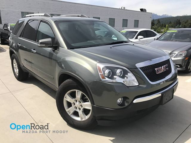 2011 GMC ACADIA SLE2 A/T AWD No Accident Local One Owner Blueto in Port Moody, British Columbia