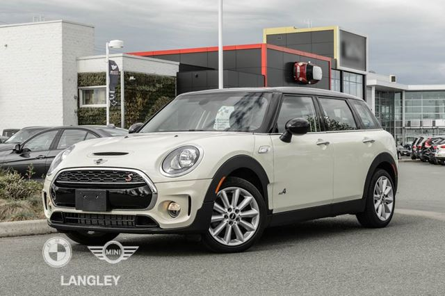 2017 MINI Cooper Essential and Loaded Package!! in Langley, British Columbia